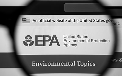 Resetting the EPA by Environmental Protection Network