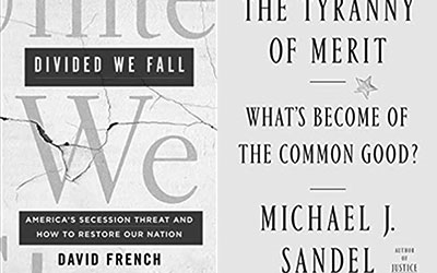 A Review: Divided We Fall & The Tyranny of Merit